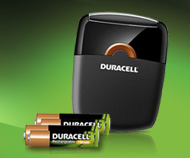Our project with Duracell