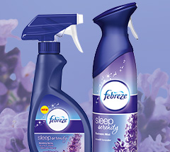 5,000 savvy circlers tested out Febreze Sleep Serenity for a blissful night's sleep