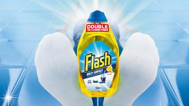 Flash Liquid-Gel
