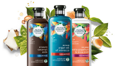 Our Project with Herbal Essences