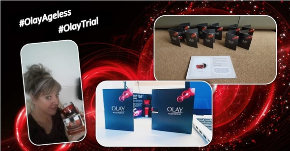 Spreading the news online for Olay Regenerist with #OlayAgeless and #OlayTrial
