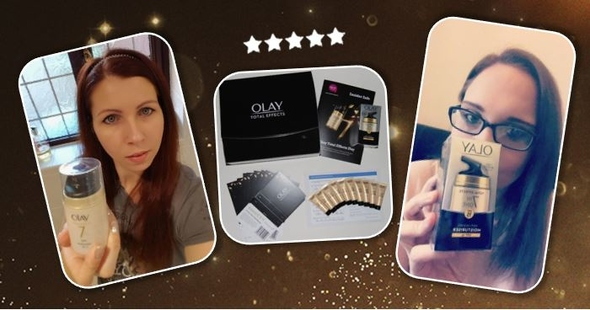It's time to submit our reviews for Olay total Effects.