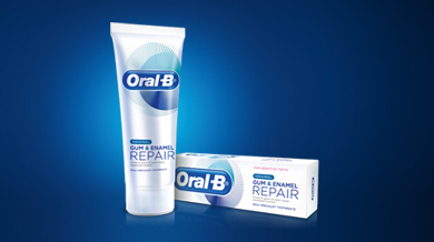 Our project with Oral-B