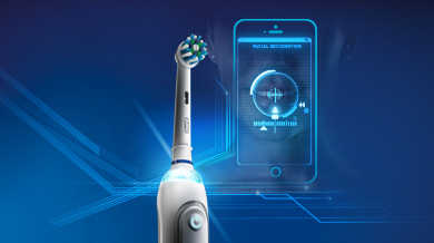 Our project with Oral-B GENIUS