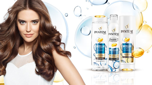 Join our project with Pantene