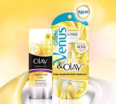 Blog Venus & Olay