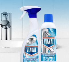 3,000 savvy circlers got their hands on Viakal limescale remover for shiney surfaces!